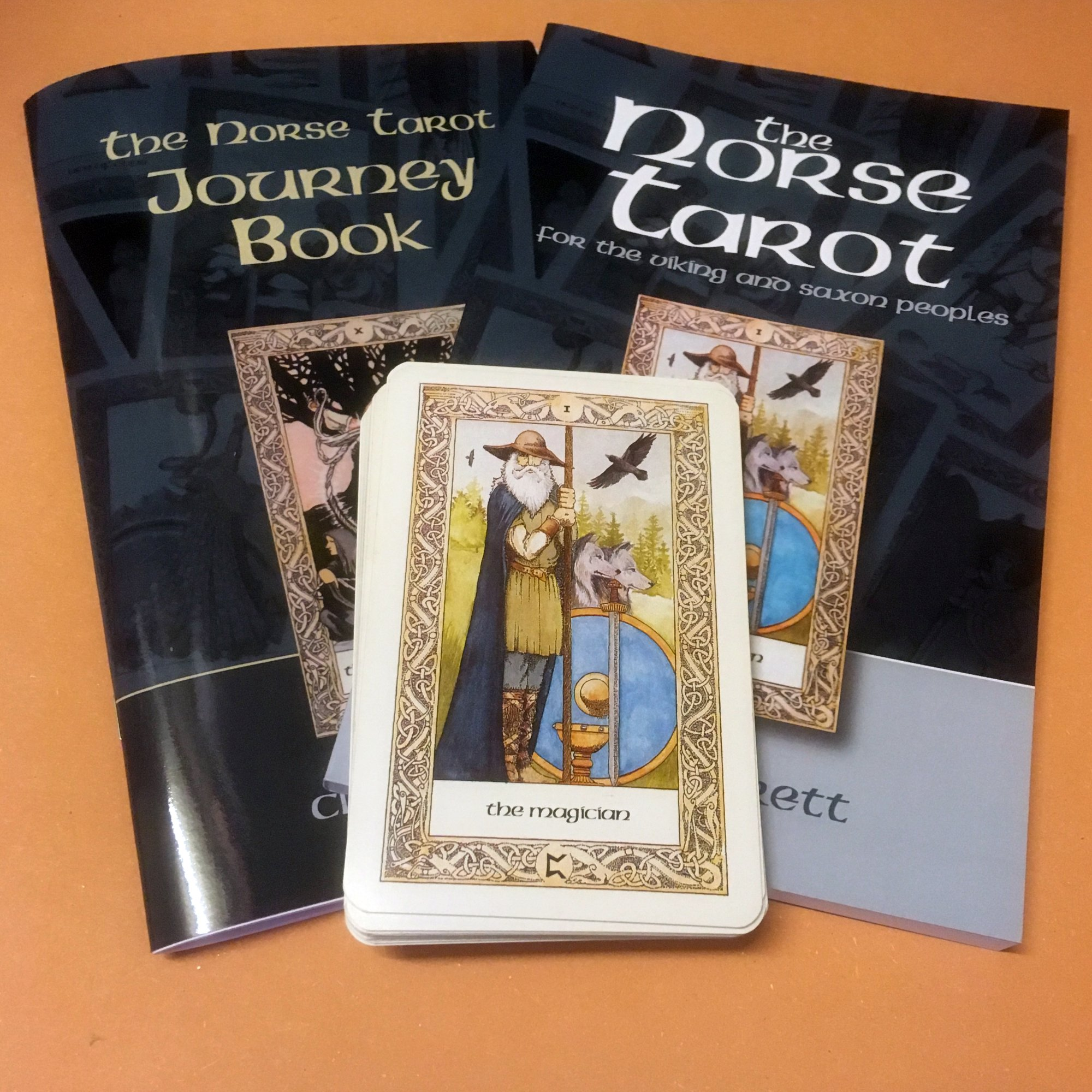 Deck, Handbook, and Journey Book