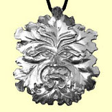 Green Man Pendants